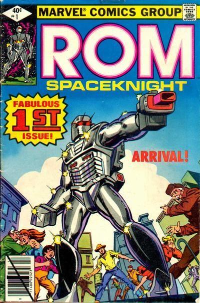 Rom Vol 1 1