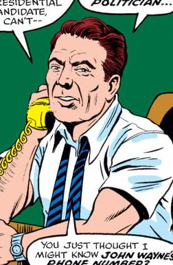 Ronald Reagan (Earth-616)
