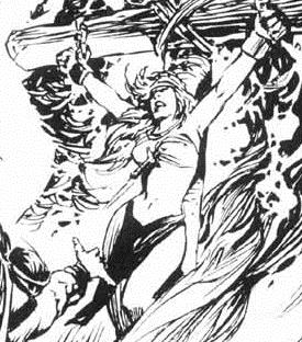 Sareeta (Earth-616)