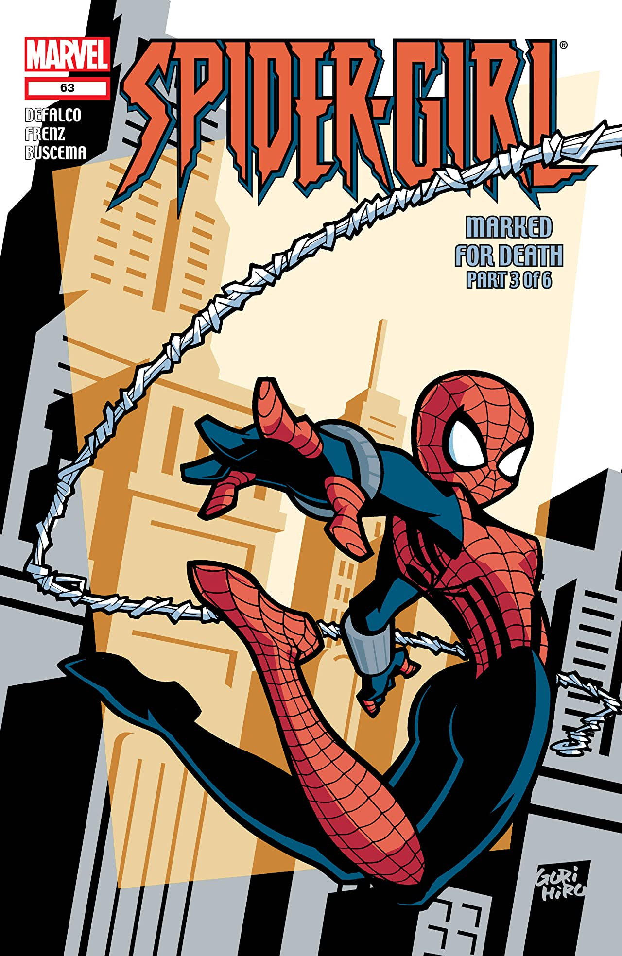 Spider-Girl Vol 1 63