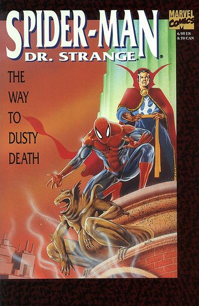 "Spider-Man/Dr. Strange: ""The Way to Dusty Death"" Vol 1 1"