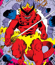Surtur (Earth-616) from Thor Vol 1 348 0001.jpg