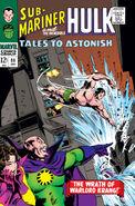 Tales to Astonish Vol 1 86