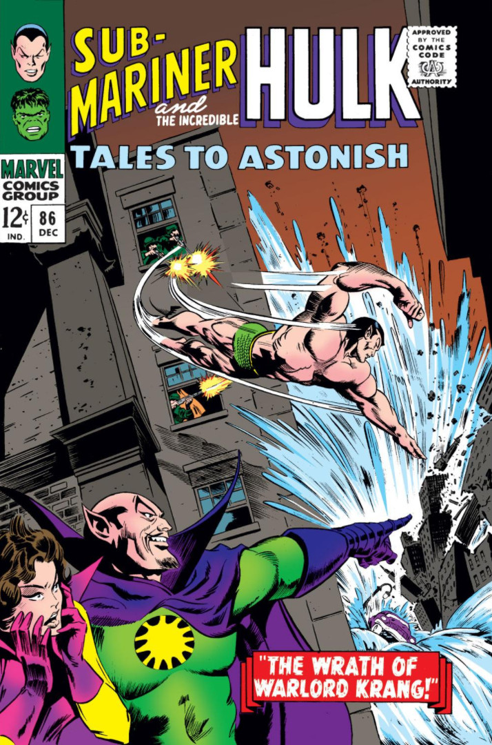 Tales to Astonish Vol 1 86