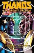 Thanos The Infinity Siblings Vol 1 1