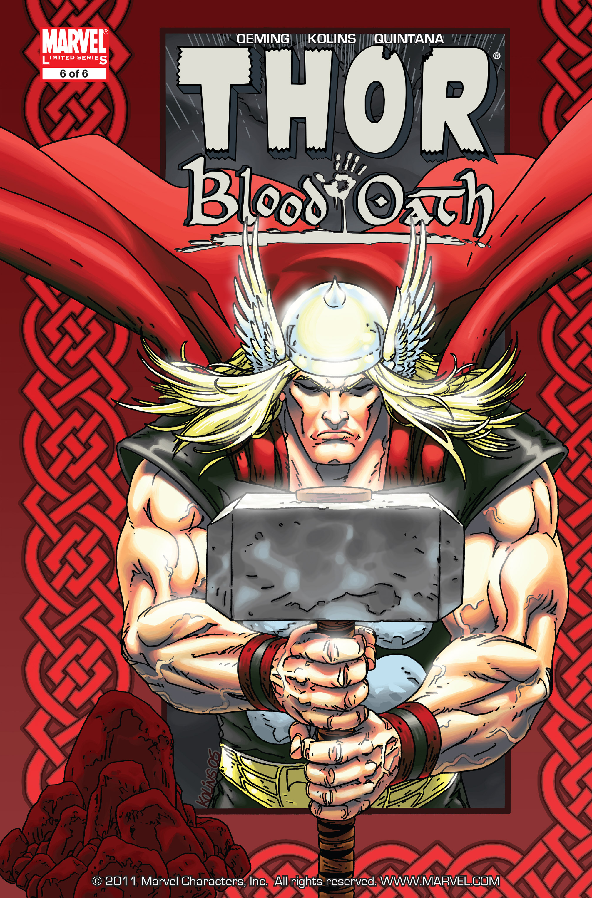 Thor: Blood Oath Vol 1 6
