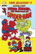 True Believers Marvel Tails Starring Peter Porker, The Spectacular Spider-Ham Vol 1 1