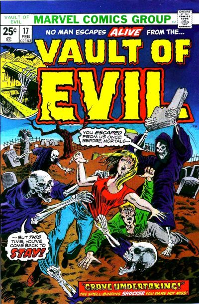 Vault of Evil Vol 1 17