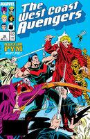 West Coast Avengers Vol 2 36