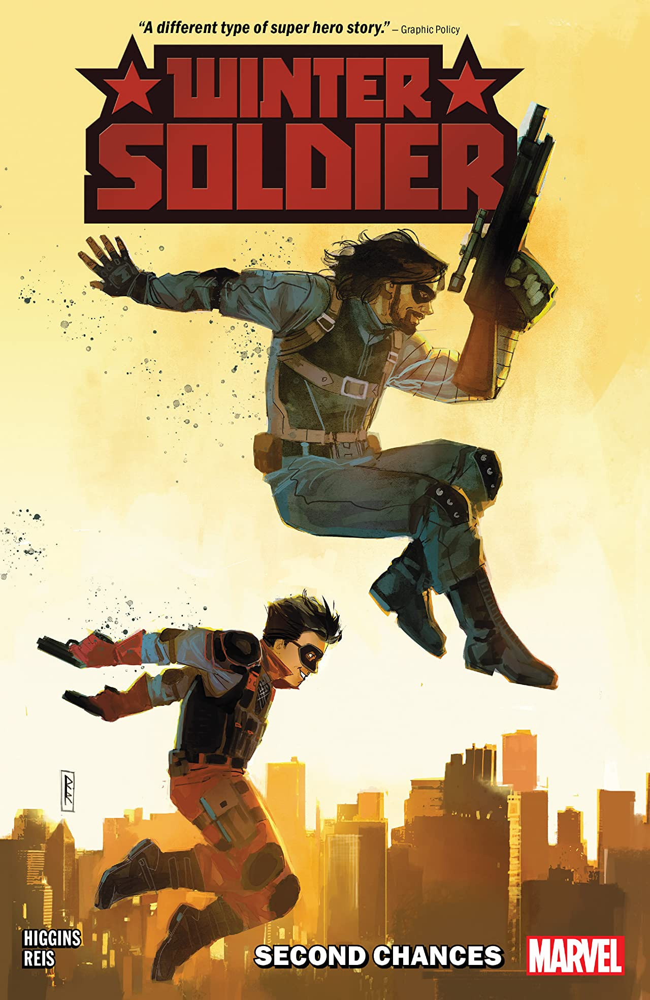 Winter Soldier TPB Vol 2 1: Second Chances