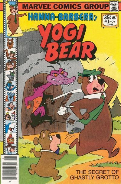 Yogi Bear Vol 1