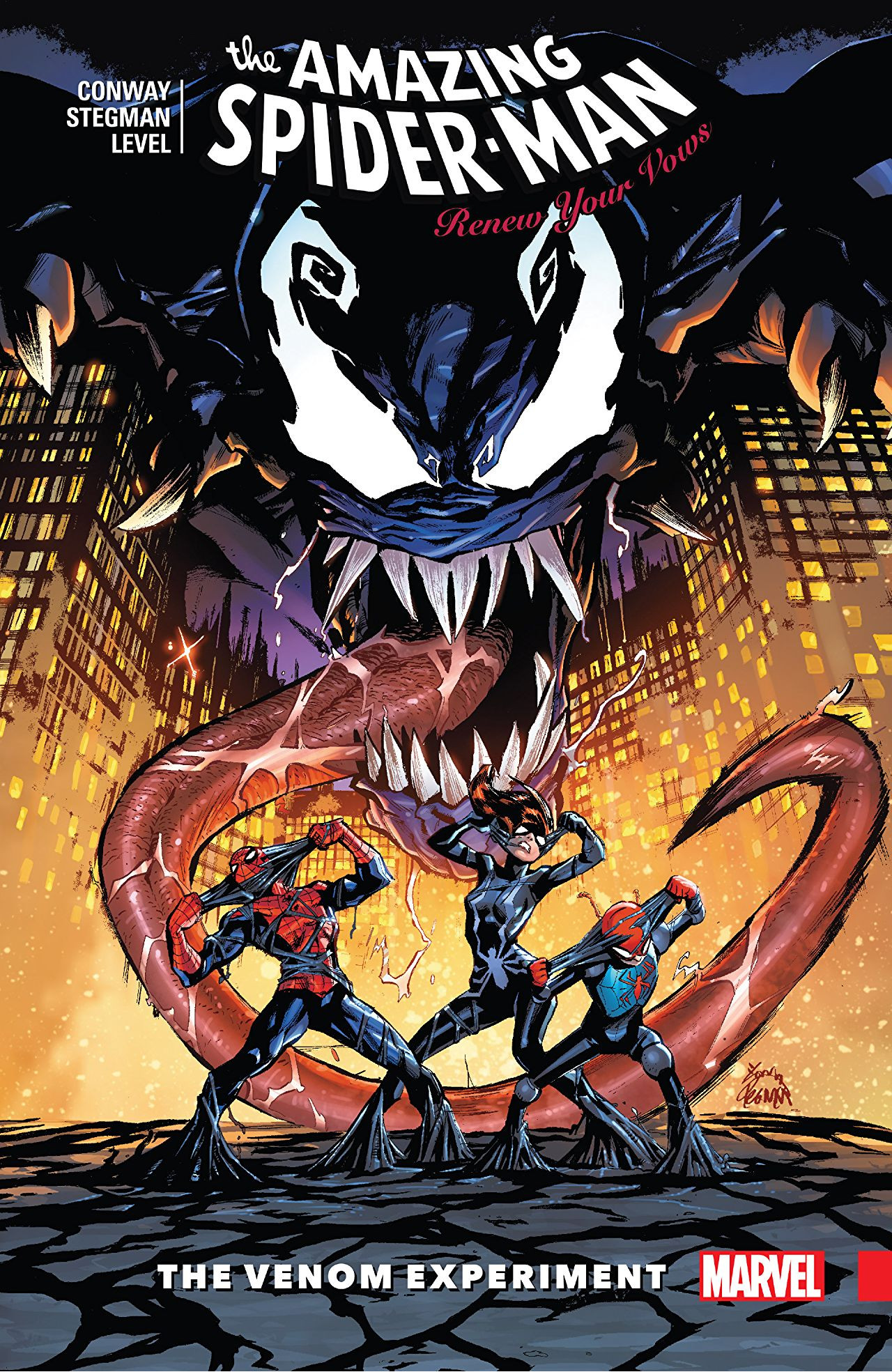 Amazing Spider-Man: Renew Your Vows TPB Vol 2 2: The Venom Experiment