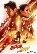 Ant-Man and the Wasp (film) poster 014