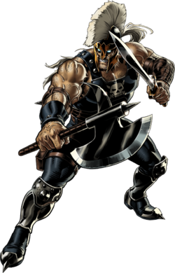 Ares (Earth-12131) from Marvel Avengers Alliance 001.png