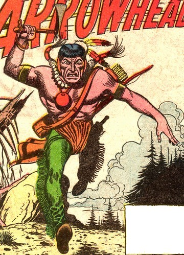Arrowhead (Earth-616)