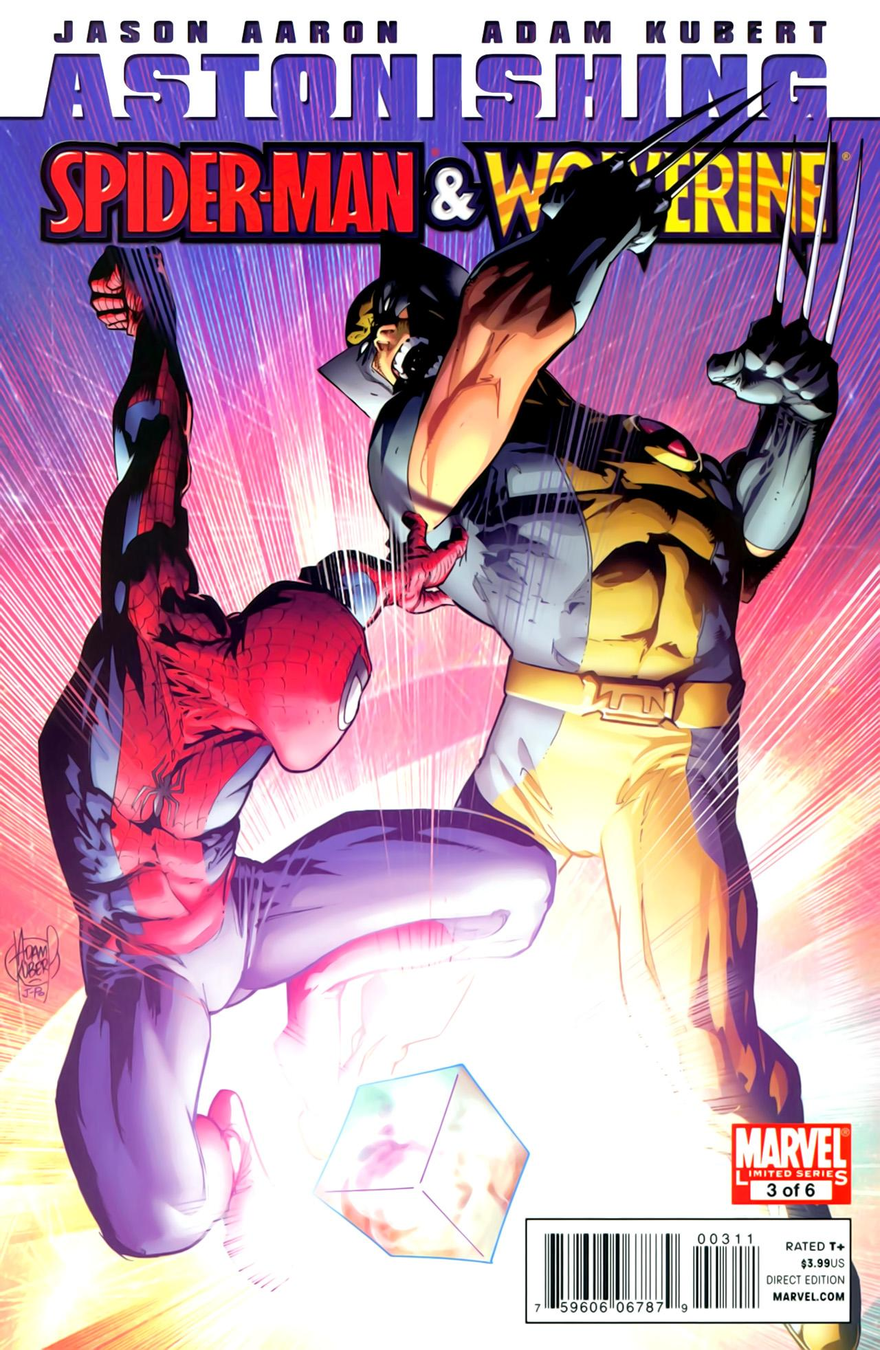Astonishing Spider-Man & Wolverine Vol 1 3
