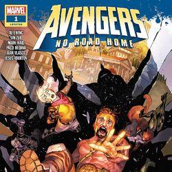 Avengers No Road Home Vol 1 1