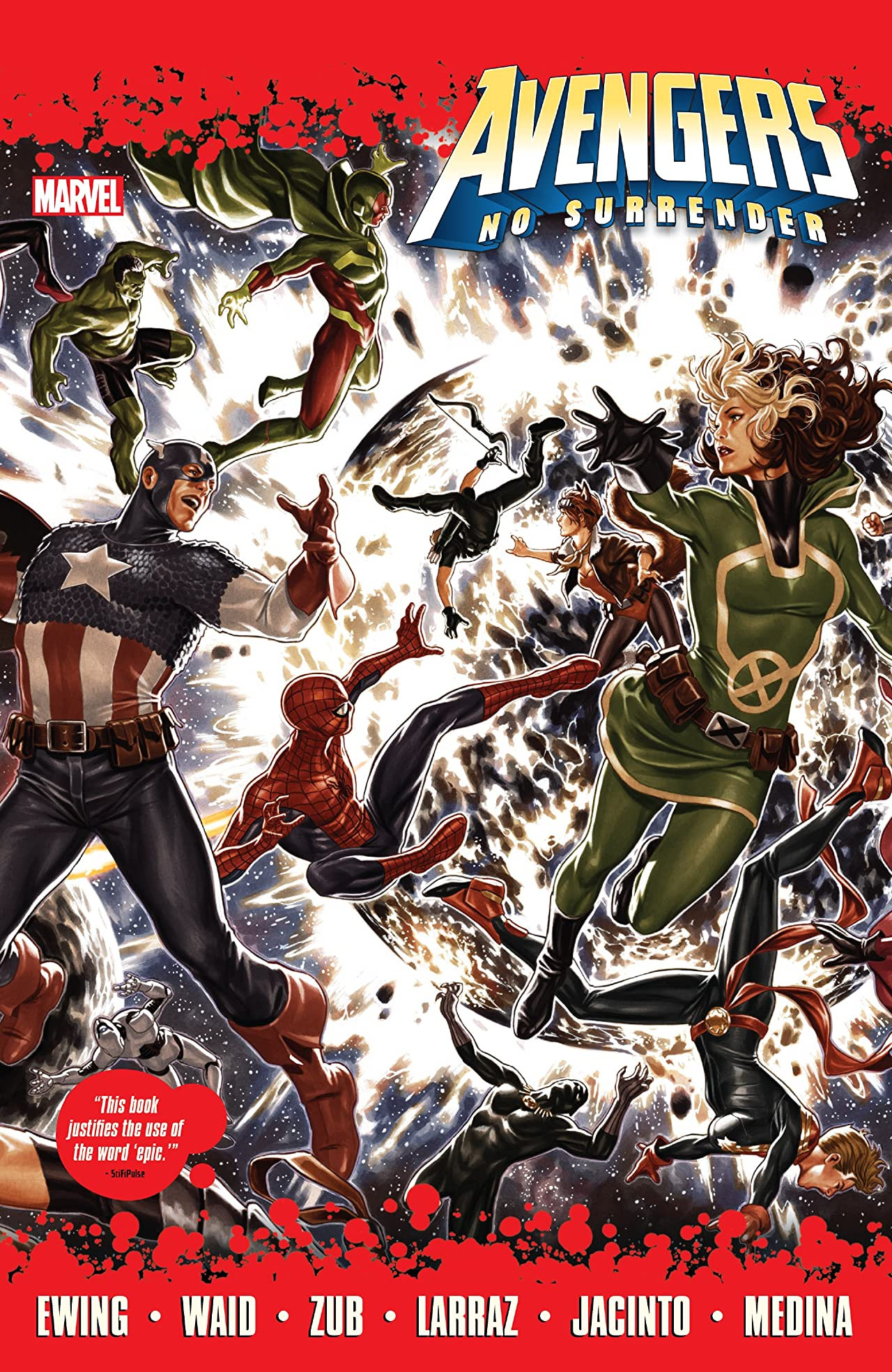 Avengers: No Surrender TPB Vol 1