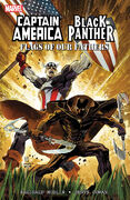 Black Panther Captain America Flags of Our Fathers TPB Vol 1 1