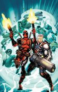 Cable & Deadpool Annual Vol 1 1 Textless