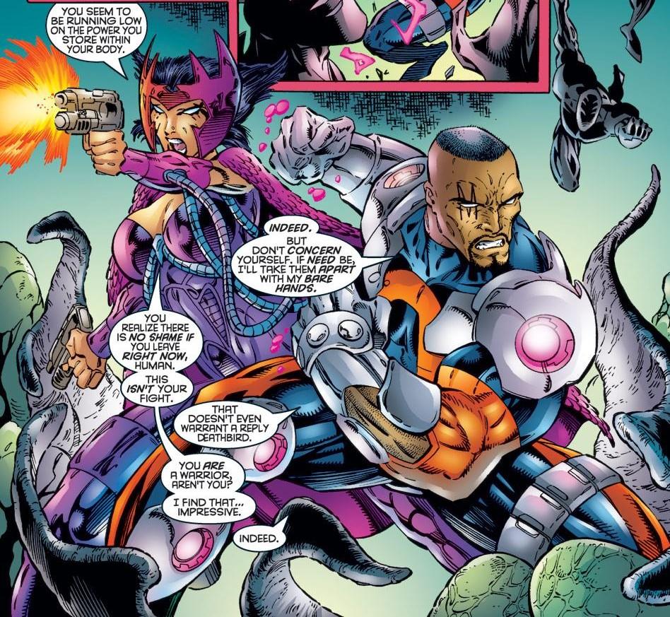 Cal'syee Neramani (Earth-616)-Uncanny X-Men Vol 1 344 003.jpg