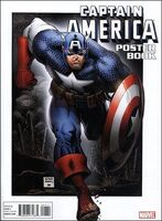 Captain America Poster Book Vol 1 1