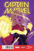 Captain Marvel Vol 8 12