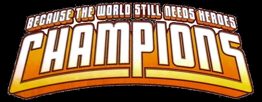 Champions Vol 3