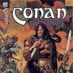 Conan the Savage Vol 1 10