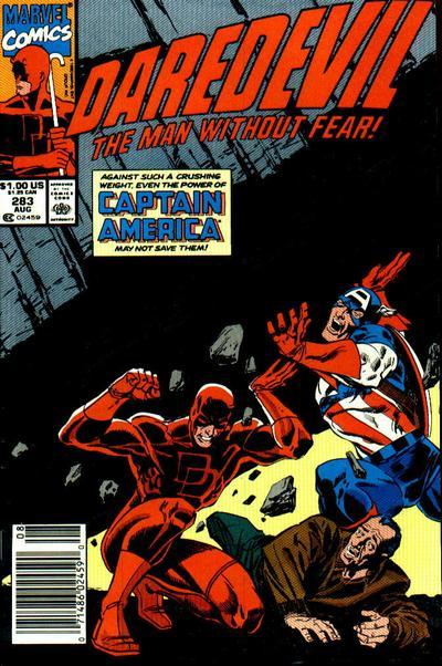 Daredevil Vol 1 283