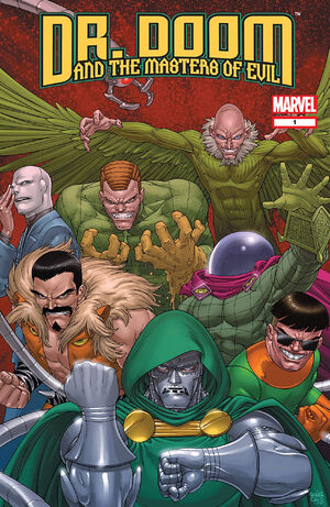 Doctor Doom and the Masters of Evil Vol 1 1.jpg