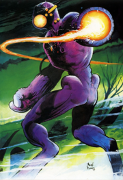 Fury (Earth-238) from Daredevils Vol 1 10 Pin-Up 001.png