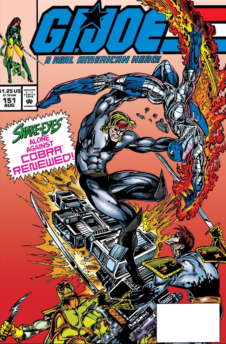 G.I. Joe: A Real American Hero Vol 1 151