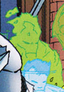 Green Death (Eurth) (Earth-616)