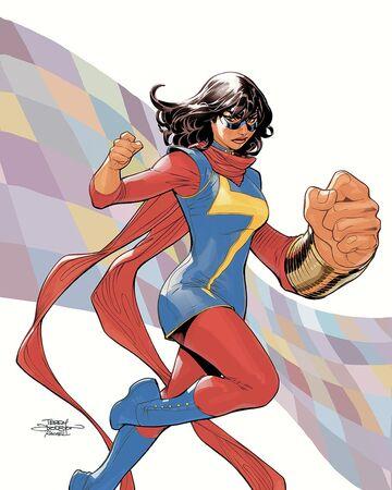 Kamala Khan Earth 616 Marvel Database Fandom Target/holiday shop/captain marvel costume (3291). kamala khan earth 616 marvel