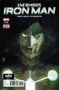 Infamous Iron Man Vol 1 12