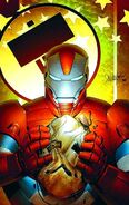 Invincible Iron Man Vol 2 19 Textless