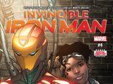Invincible Iron Man Vol 4 4