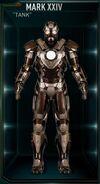 Iron Man Armor MK XXIV (Earth-199999)
