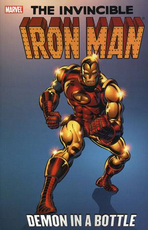 Iron Man: Demon in a Bottle TPB Vol 1 1