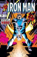 Iron Man Vol 1 186