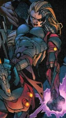 Katana (Earth-616)