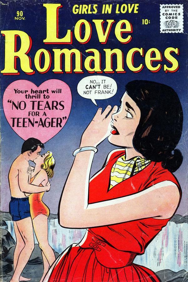 Love Romances Vol 1 90