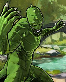 MacDonald Gargan (Earth-TRN461) from Spider-Man Unlimited (video game) 002.jpg
