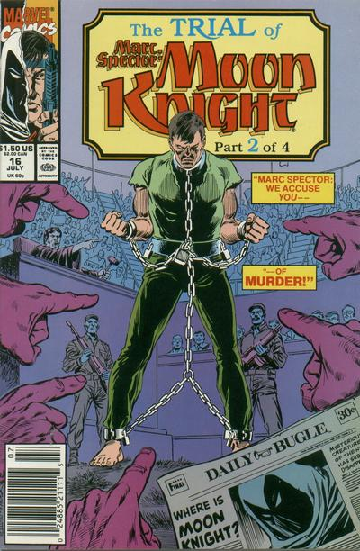 Marc Spector: Moon Knight Vol 1 16