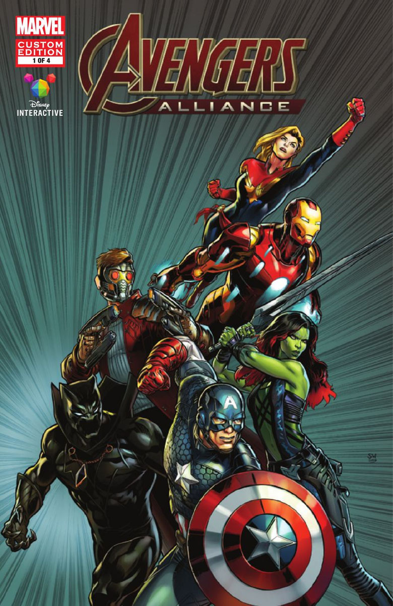 Marvel: Avengers Alliance Vol 1 1