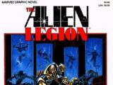 Marvel Graphic Novel: The Alien Legion — A Grey Day to Die Vol 1 1