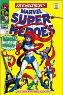 Marvel Super-Heroes Vol 1 15