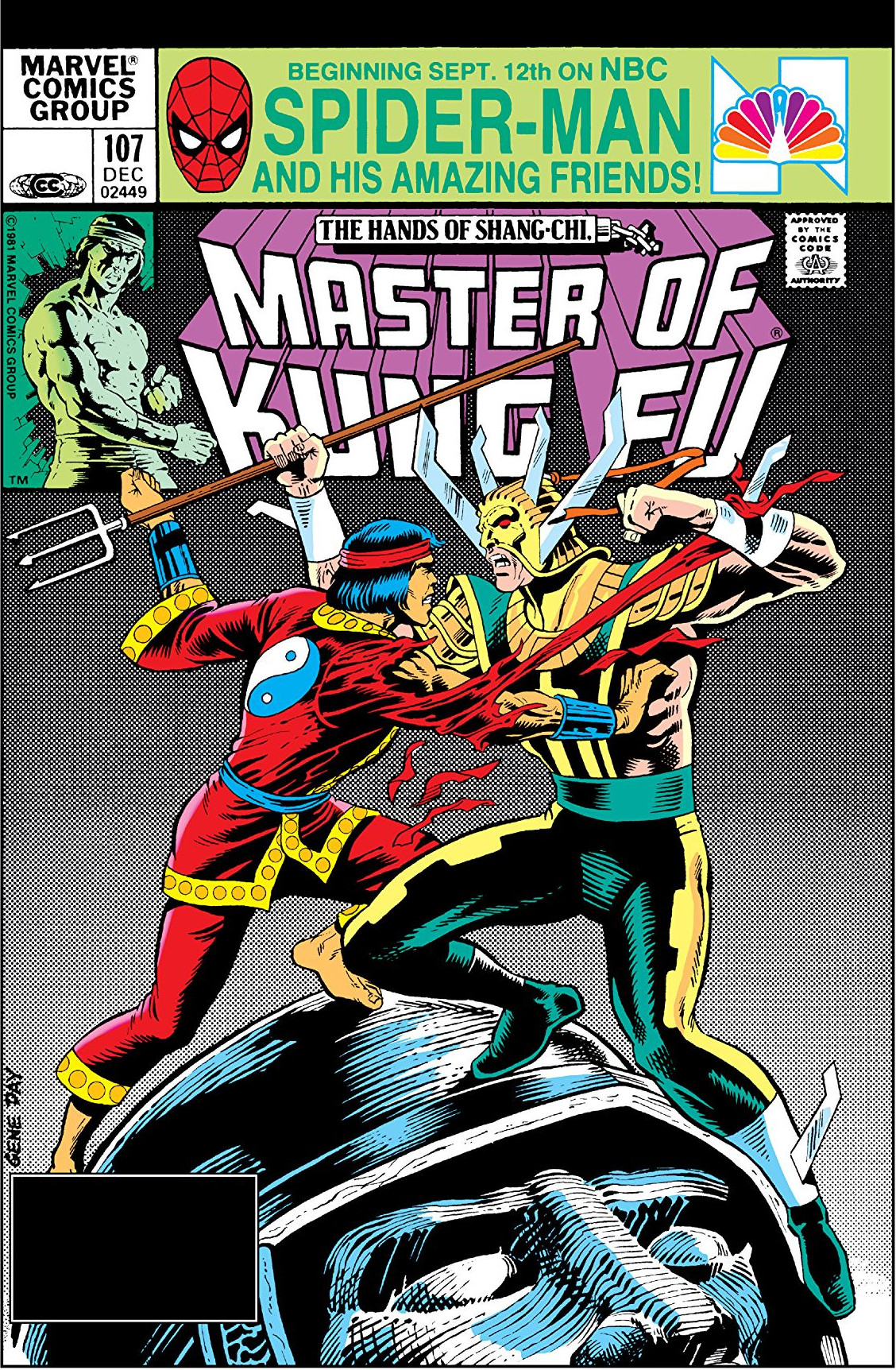 Master of Kung Fu Vol 1 107