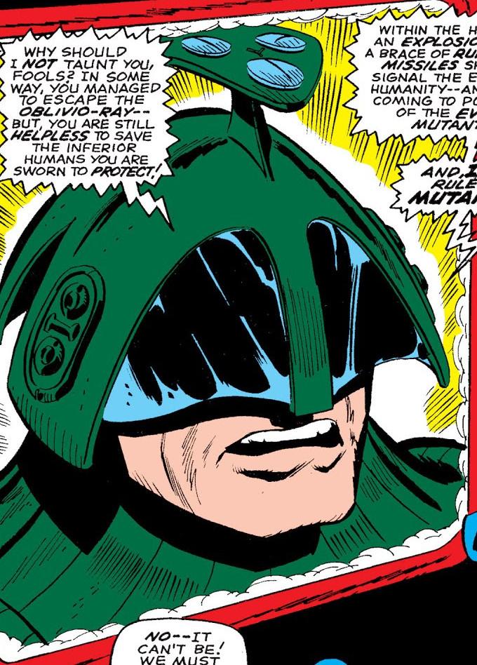 Mutant Master (Earth-616)